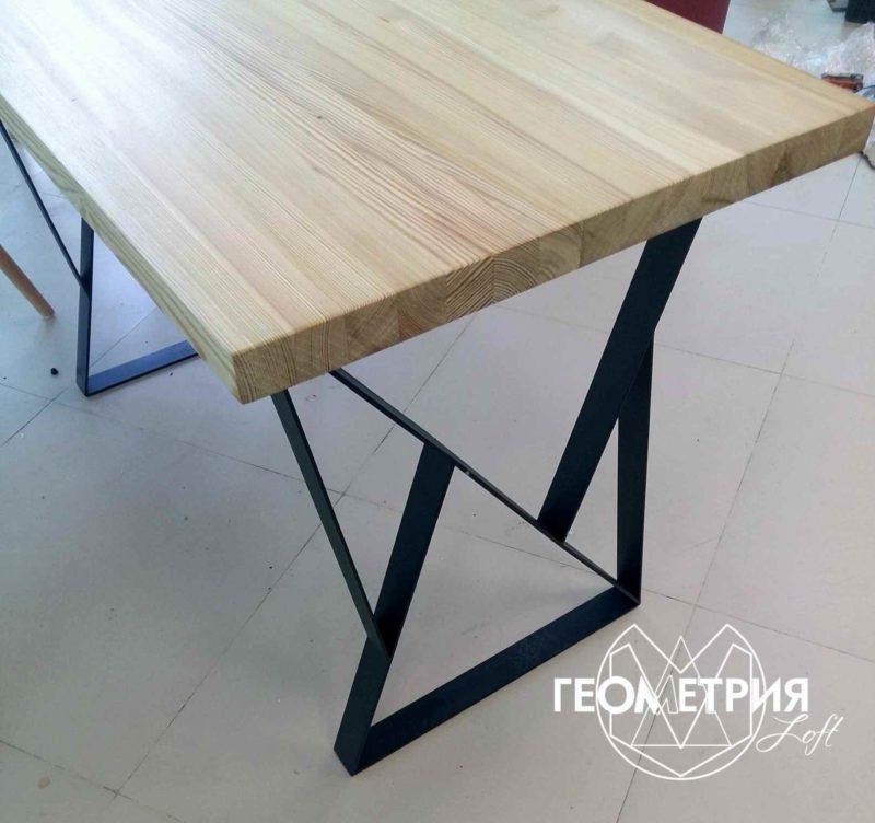 стол лофт 1