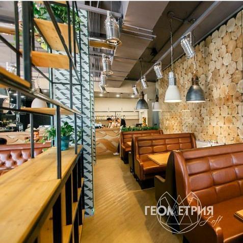 МЕбель лофт для кафе и ресторанов