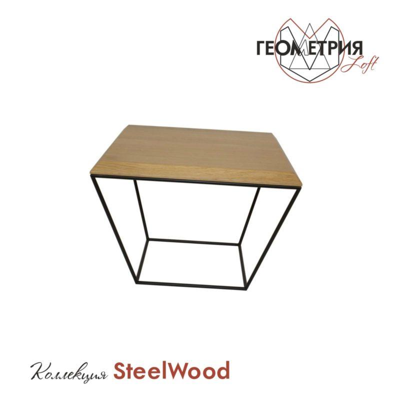 Кофейный столик из массива
