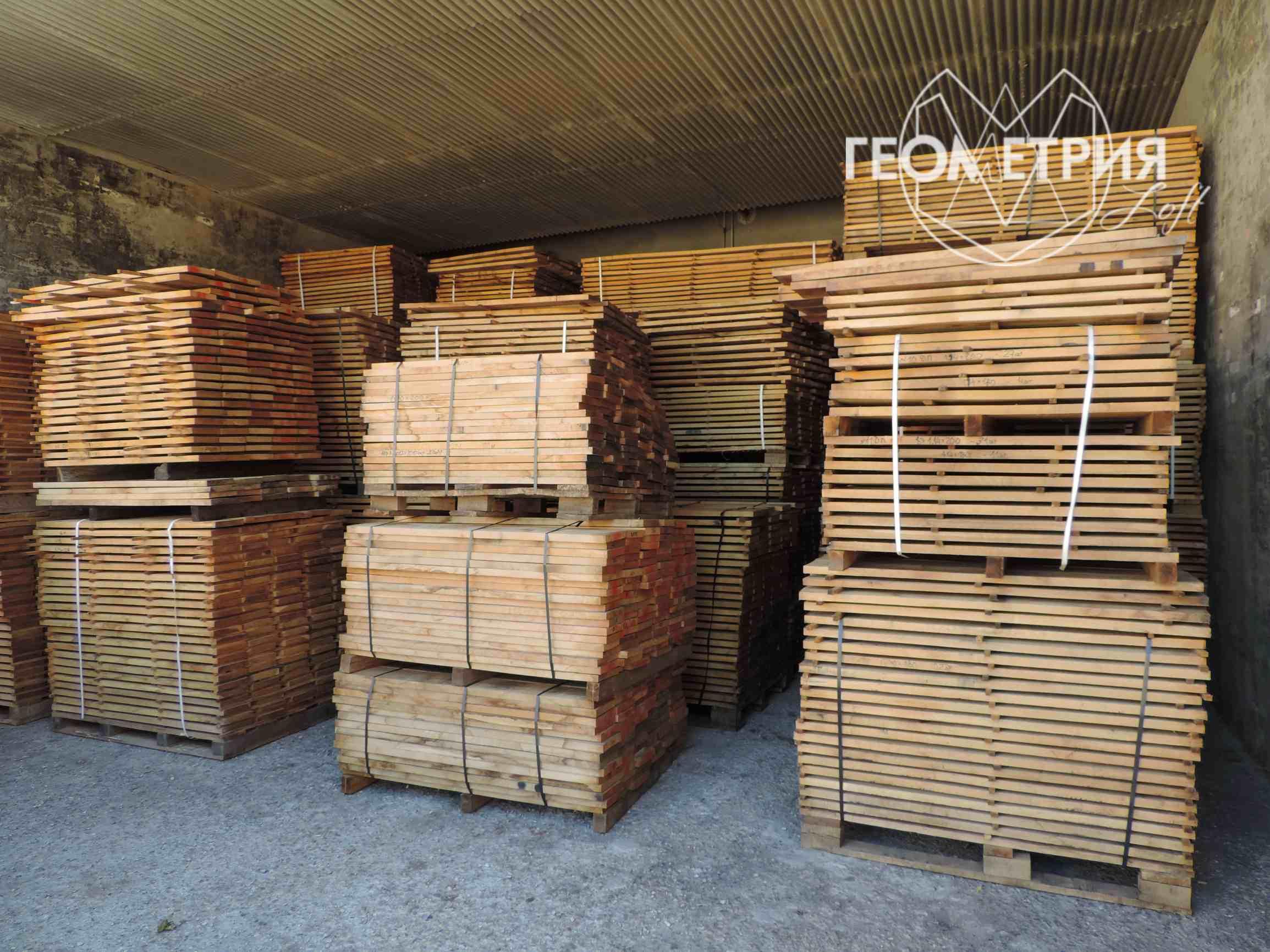Производство мебельных щитов