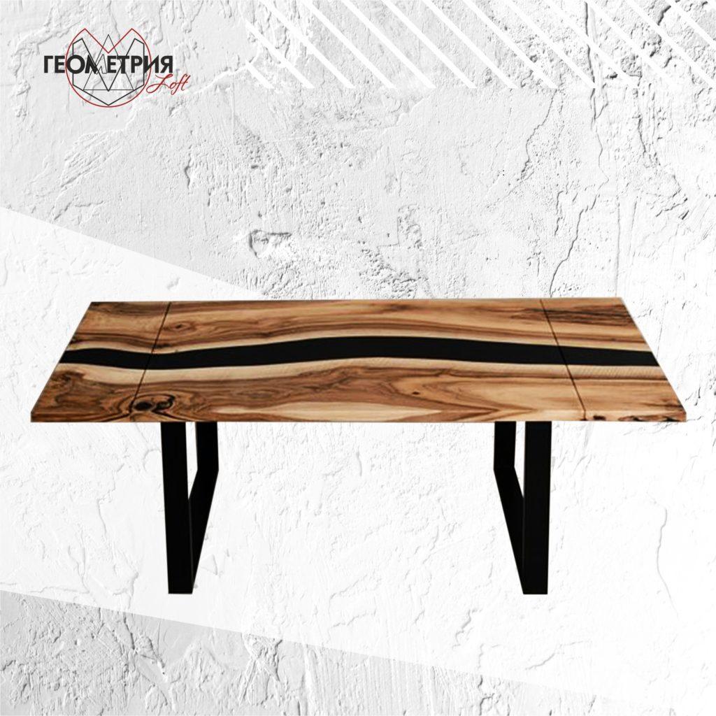 Складной стол лофт