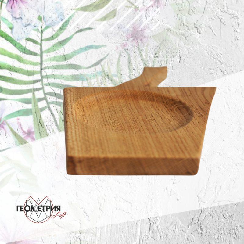 Доски для подачи блюд из дерева. Артикул dp-15 1