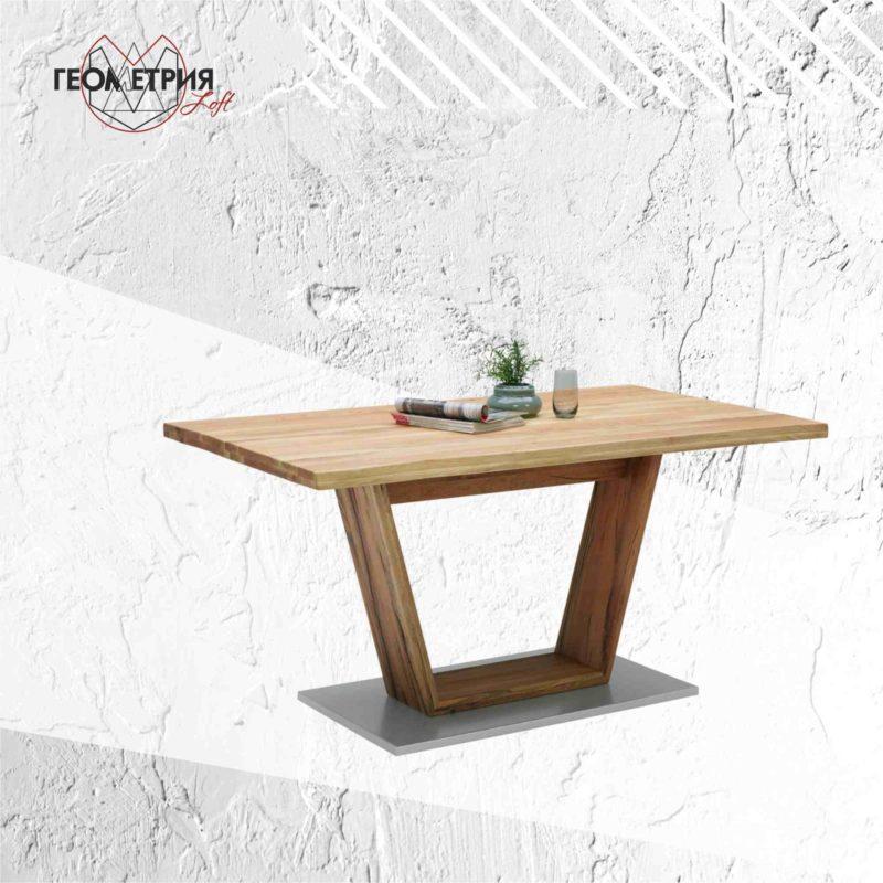 Оригинальный обеденный стол