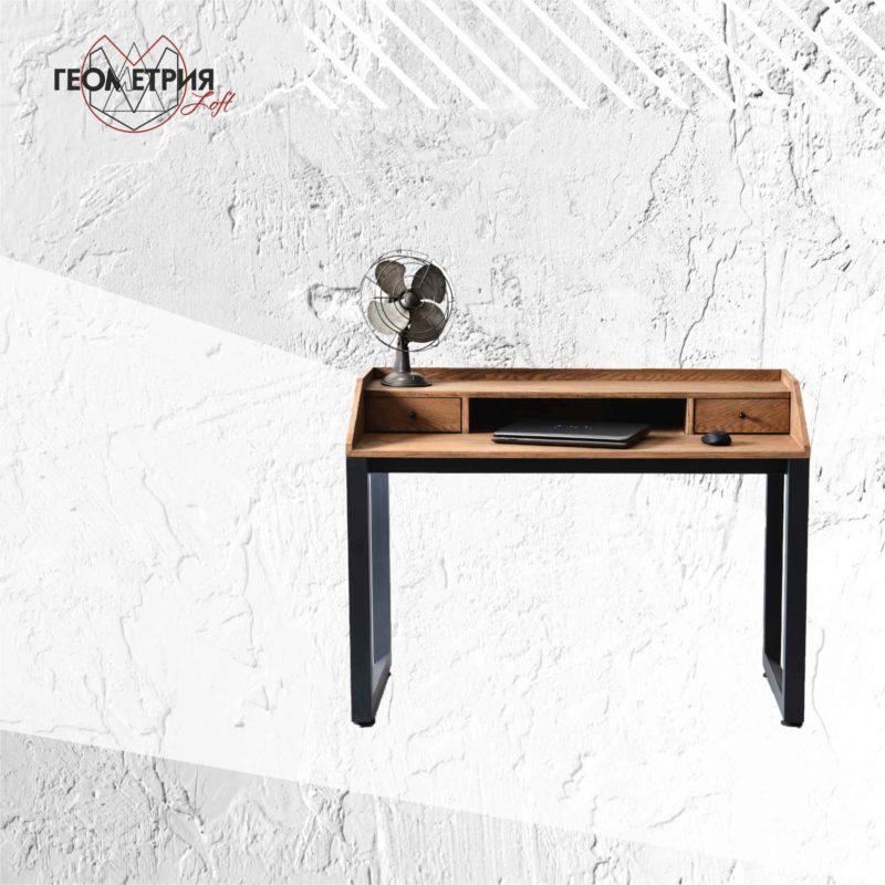 Стол для офиса в стиле лофт 2