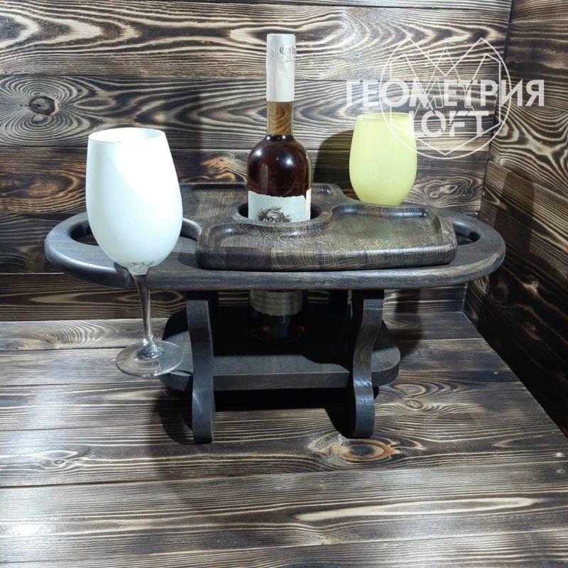 Винный столик. Артикул vs-4 2