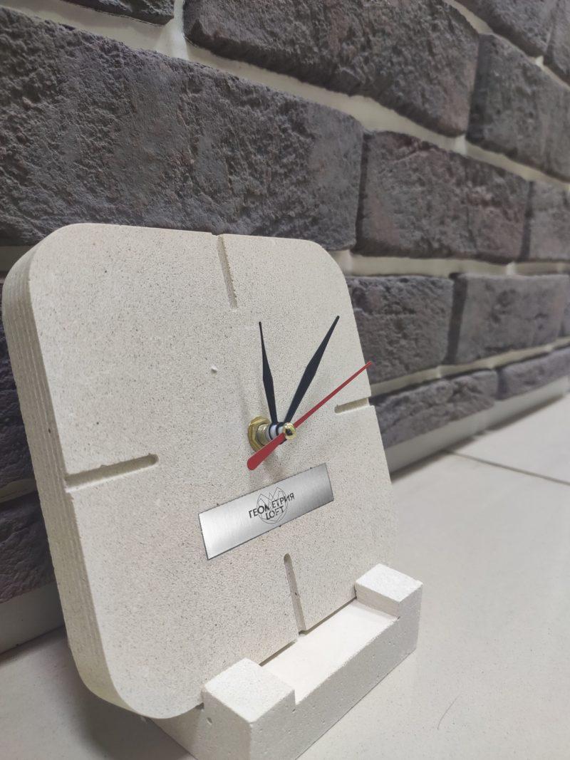 Настольные часы на подставке. Артикул nhl-1 1