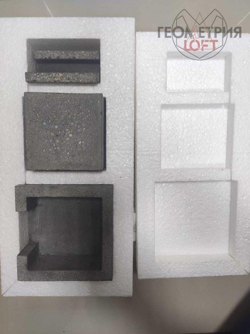 Офисный набор в стиле лофт. Артикул nbl-1 5
