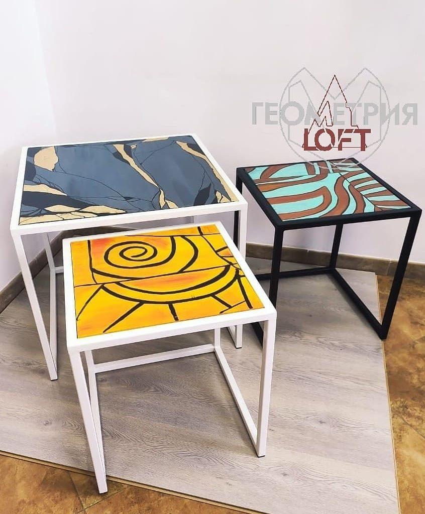 Новая коллекция кофейных столиков. 1