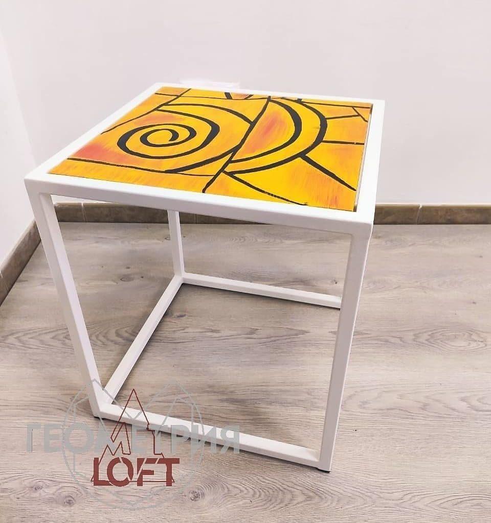 Новая коллекция кофейных столиков. 3