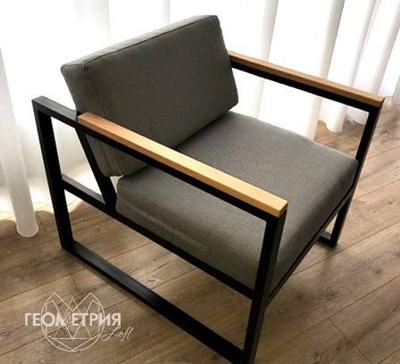 Кресло лофт в офис