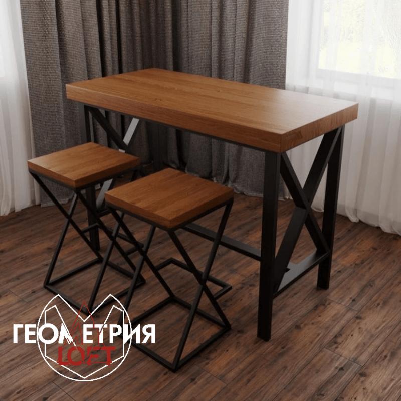 Барный стол. Артикул bst-2 2