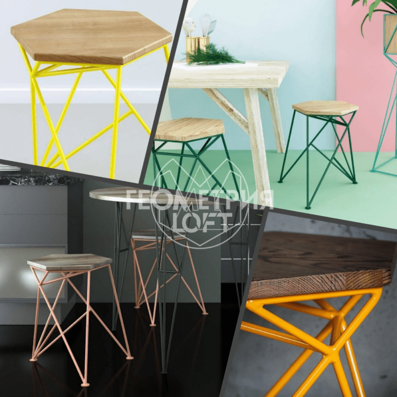 дизайнерская мебель лофт