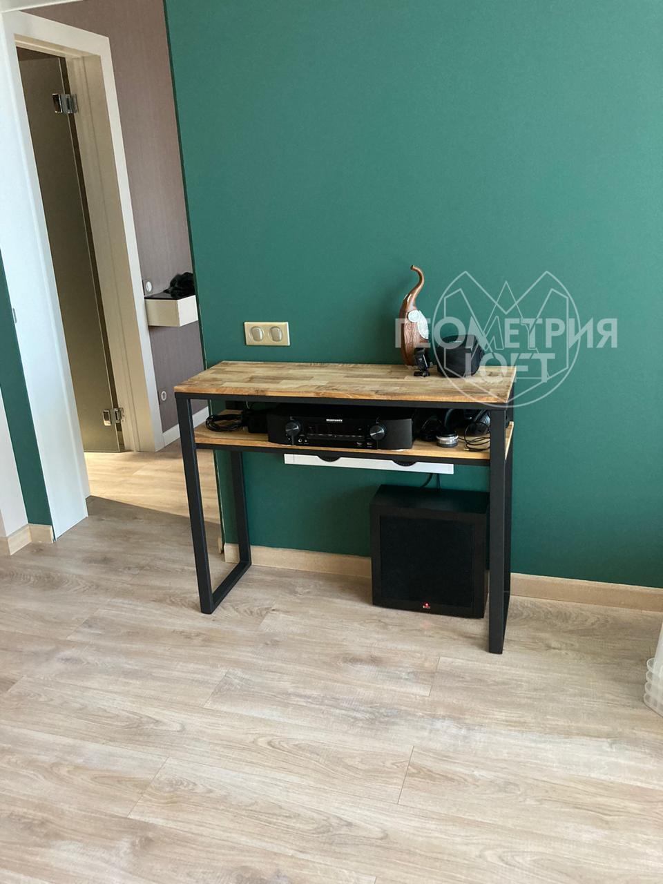 Офисный стол лофт