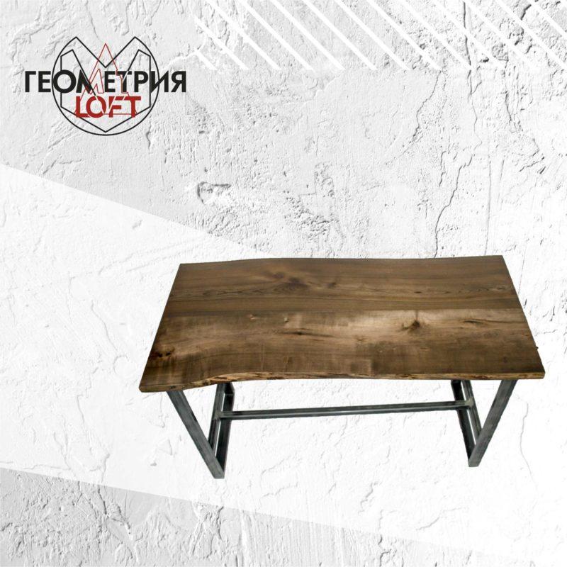 Барый стол из слэба